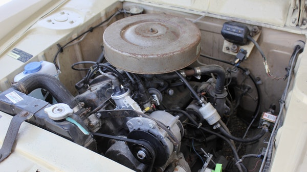 1974 Peugeot 404 For Sale (picture 66 of 74)