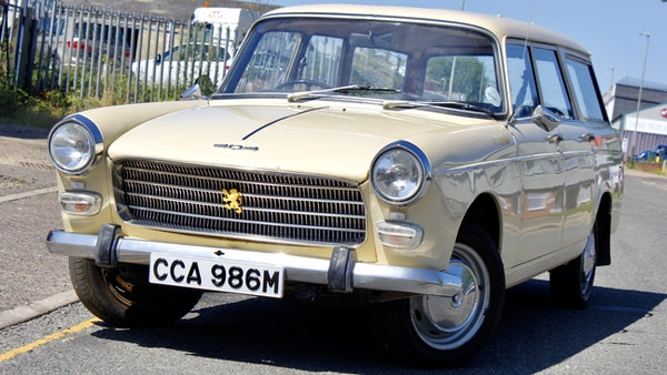 1974 Peugeot 404 For Sale (picture 11 of 74)