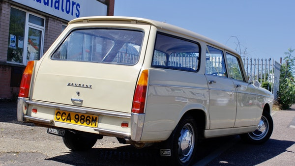 1974 Peugeot 404 For Sale (picture 23 of 74)