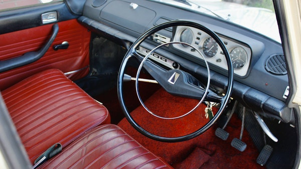 1974 Peugeot 404 For Sale (picture 25 of 74)