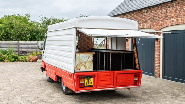 1982 Peugeot J9 Catering Van For Sale (picture 14 of 156)