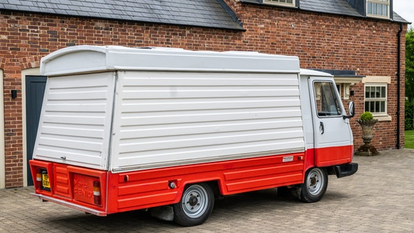 1982 Peugeot J9 Catering Van For Sale (picture 7 of 156)