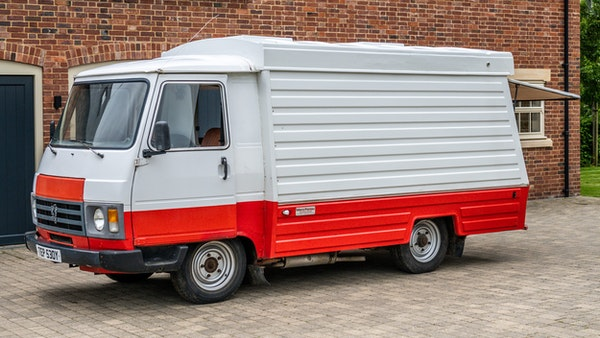 1982 Peugeot J9 Catering Van For Sale (picture 17 of 156)