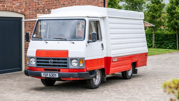 1982 Peugeot J9 Catering Van For Sale (picture 18 of 156)