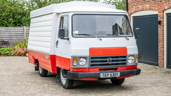 1982 Peugeot J9 Catering Van For Sale (picture 4 of 156)