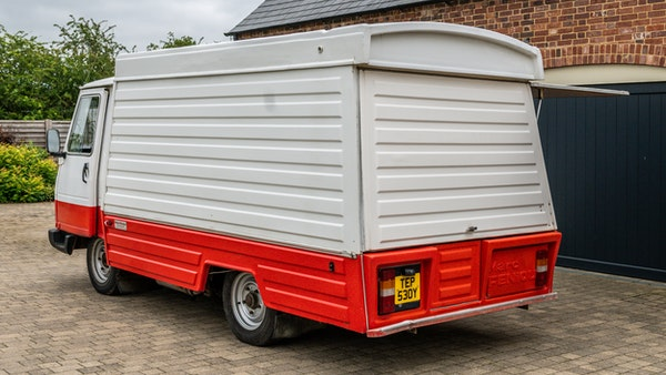 1982 Peugeot J9 Catering Van For Sale (picture 5 of 156)