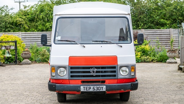 1982 Peugeot J9 Catering Van For Sale (picture 12 of 156)