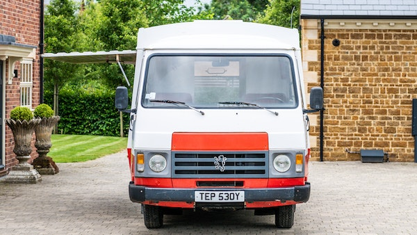 1982 Peugeot J9 Catering Van For Sale (picture 3 of 156)