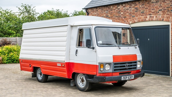 1982 Peugeot J9 Catering Van For Sale (picture 11 of 156)