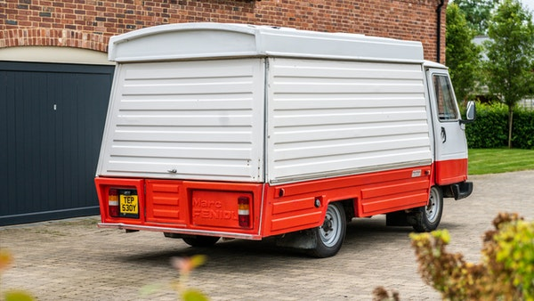 1982 Peugeot J9 Catering Van For Sale (picture 8 of 156)