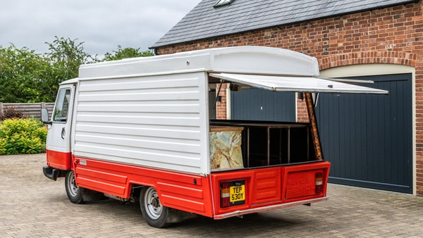 1982 Peugeot J9 Catering Van For Sale (picture 15 of 156)
