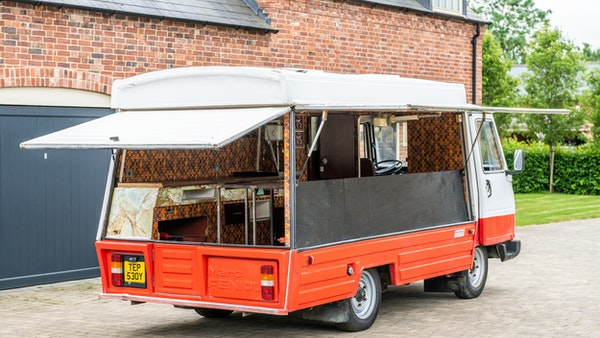 1982 Peugeot J9 Catering Van For Sale (picture 19 of 156)