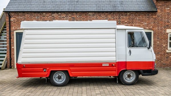 1982 Peugeot J9 Catering Van For Sale (picture 6 of 156)