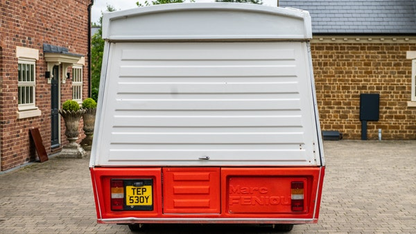 1982 Peugeot J9 Catering Van For Sale (picture 9 of 156)