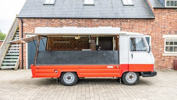 1982 Peugeot J9 Catering Van For Sale (picture 20 of 156)