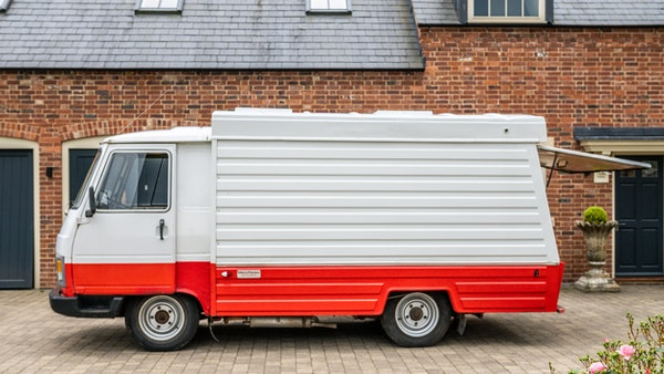 1982 Peugeot J9 Catering Van For Sale (picture 16 of 156)