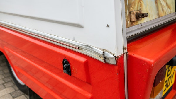 1982 Peugeot J9 Catering Van For Sale (picture 95 of 156)