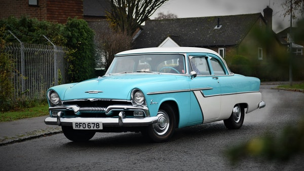 RESERVE LOWERED! - 1955 Plymouth Savoy For Sale (picture 8 of 148)