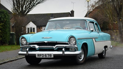 RESERVE LOWERED! - 1955 Plymouth Savoy