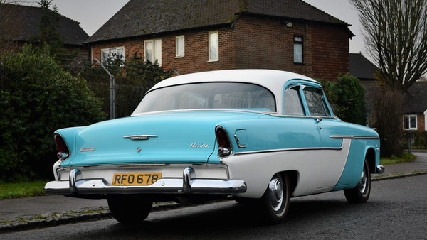 RESERVE LOWERED! - 1955 Plymouth Savoy For Sale (picture 6 of 148)