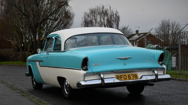 RESERVE LOWERED! - 1955 Plymouth Savoy For Sale (picture 7 of 148)