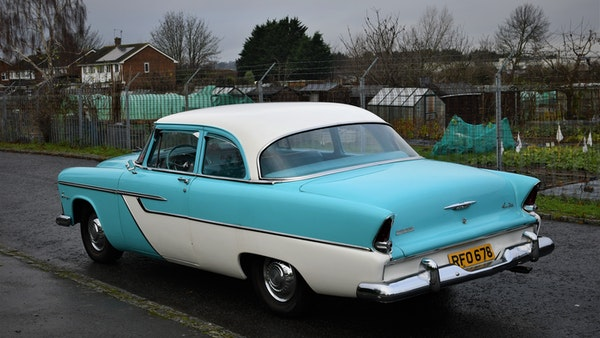RESERVE LOWERED! - 1955 Plymouth Savoy For Sale (picture 3 of 148)