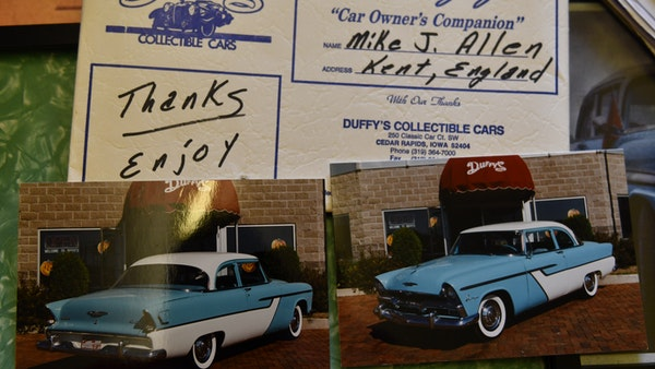 RESERVE LOWERED! - 1955 Plymouth Savoy For Sale (picture 136 of 148)
