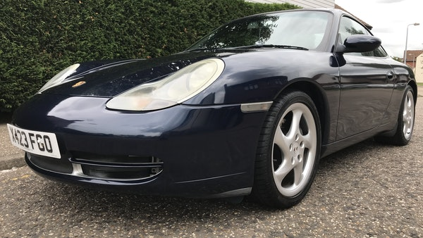 2000 Porsche 911 996 Carrera 2 For Sale (picture 15 of 141)