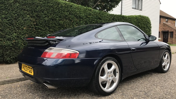 2000 Porsche 911 996 Carrera 2 For Sale (picture 10 of 141)