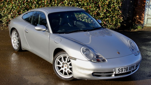 RESERVE LOWERED - 1999 Porsche 911 Carrera (996) For Sale (picture 19 of 87)