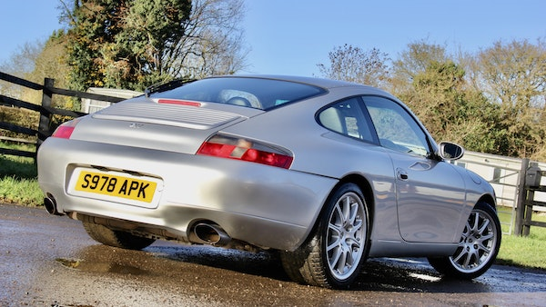 RESERVE LOWERED - 1999 Porsche 911 Carrera (996) For Sale (picture 8 of 87)