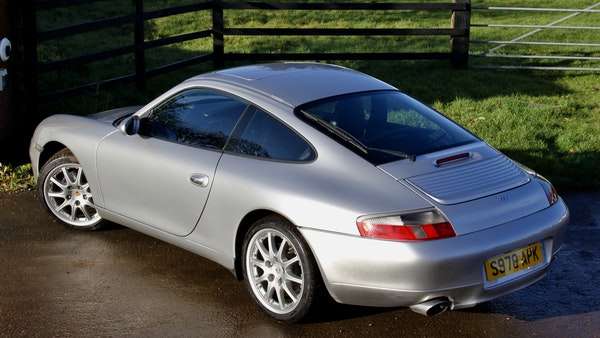 RESERVE LOWERED - 1999 Porsche 911 Carrera (996) For Sale (picture 10 of 87)