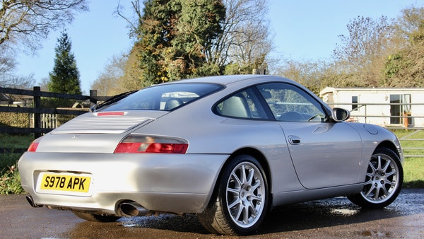 RESERVE LOWERED - 1999 Porsche 911 Carrera (996) For Sale (picture 13 of 87)