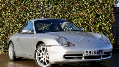 RESERVE LOWERED - 1999 Porsche 911 Carrera (996)