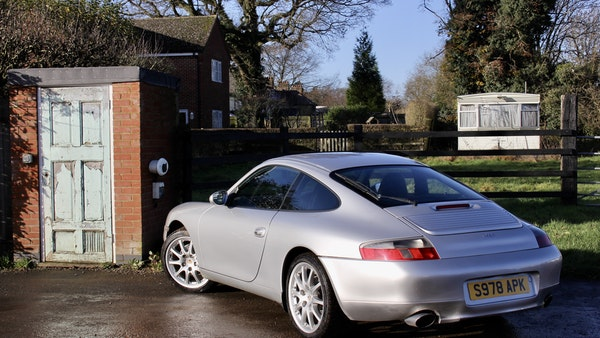 RESERVE LOWERED - 1999 Porsche 911 Carrera (996) For Sale (picture 9 of 87)