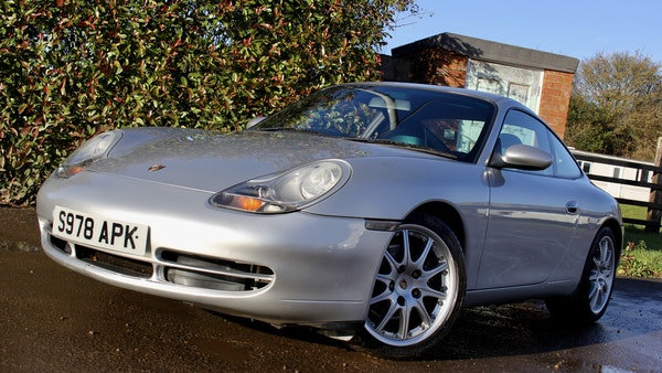 RESERVE LOWERED - 1999 Porsche 911 Carrera (996) For Sale (picture 20 of 87)