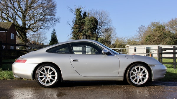 RESERVE LOWERED - 1999 Porsche 911 Carrera (996) For Sale (picture 6 of 87)
