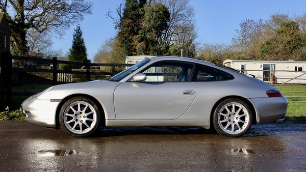 RESERVE LOWERED - 1999 Porsche 911 Carrera (996) For Sale (picture 7 of 87)