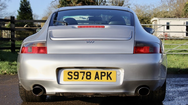 RESERVE LOWERED - 1999 Porsche 911 Carrera (996) For Sale (picture 14 of 87)