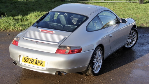 RESERVE LOWERED - 1999 Porsche 911 Carrera (996) For Sale (picture 11 of 87)