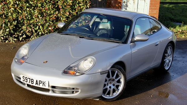 RESERVE LOWERED - 1999 Porsche 911 Carrera (996) For Sale (picture 18 of 87)