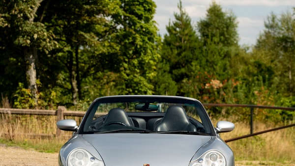 2003 Porsche 911 (996) Turbo Cabriolet For Sale (picture 83 of 91)