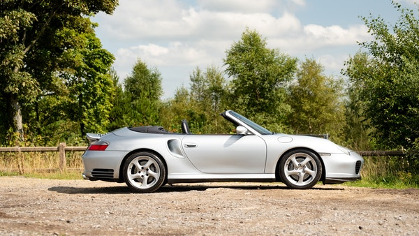2003 Porsche 911 (996) Turbo Cabriolet For Sale (picture 9 of 91)