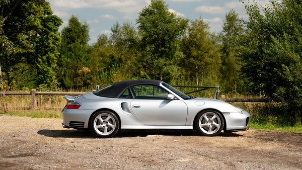 2003 Porsche 911 (996) Turbo Cabriolet For Sale (picture 10 of 91)