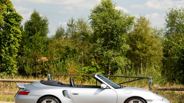 2003 Porsche 911 (996) Turbo Cabriolet For Sale (picture 24 of 91)