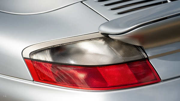2003 Porsche 911 (996) Turbo Cabriolet For Sale (picture 82 of 91)