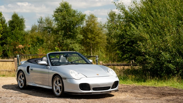 2003 Porsche 911 (996) Turbo Cabriolet For Sale (picture 8 of 91)