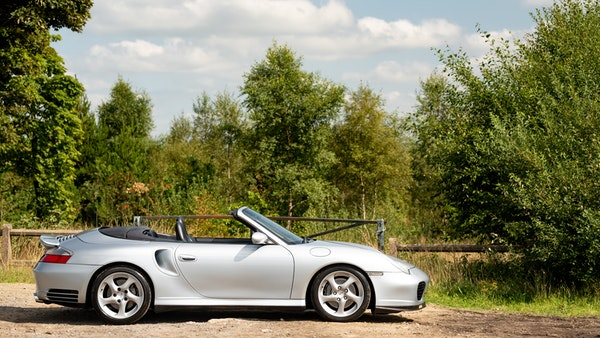 2003 Porsche 911 (996) Turbo Cabriolet For Sale (picture 7 of 91)