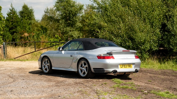 2003 Porsche 911 (996) Turbo Cabriolet For Sale (picture 33 of 91)