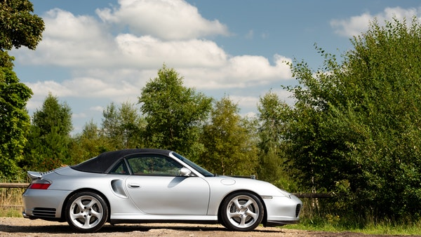 2003 Porsche 911 (996) Turbo Cabriolet For Sale (picture 12 of 91)